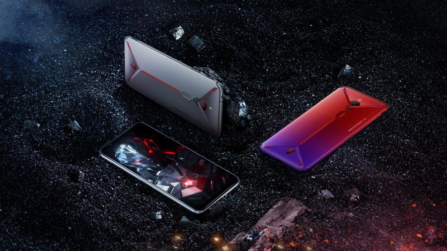 nubia Red Magic 3S All Colors - Red Magic 3S a chegar oficialmente ao mercado europeu e com preço imbatível