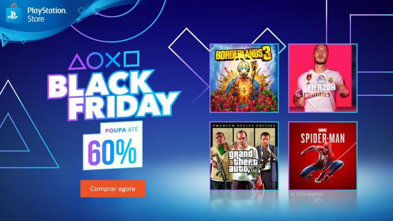 Playstation Adianta Se A Black Friday E Ja Esta Com Muitos Descontos