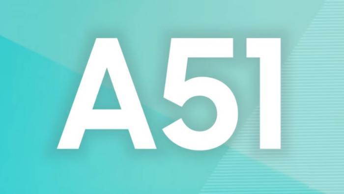 Galaxy A51 vídeo