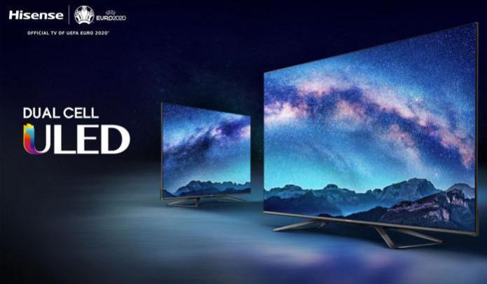 TV U9X Dual Cell 4K