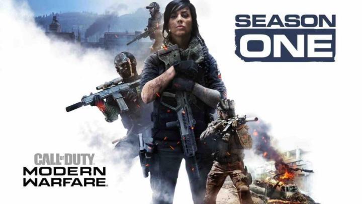 Temporada 1 Modern Warfare
