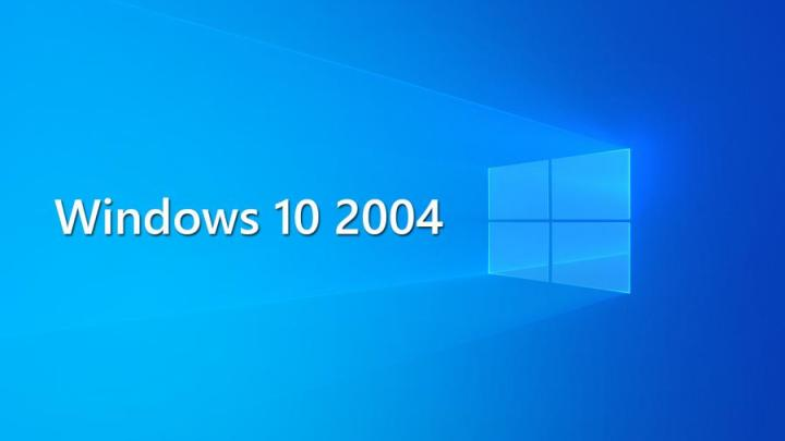 Windows 10 2004 Maio
