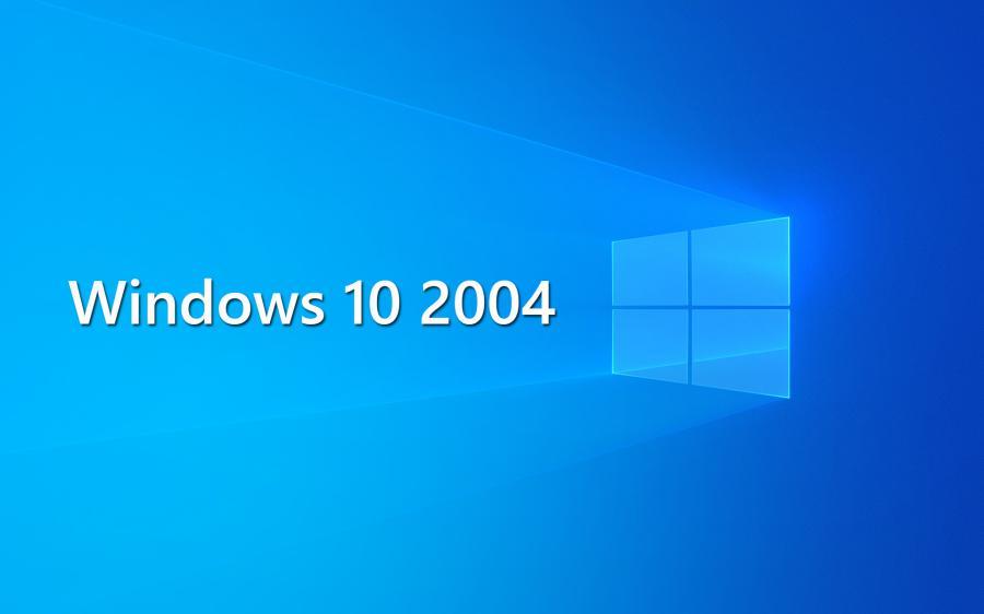 Windows 10 2004 Maio