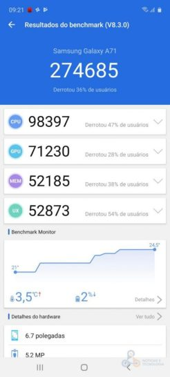 Análise Samsung Galaxy A71 (3)