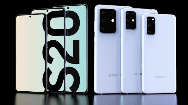 OneUI 2.1 Actualização Galaxy S20