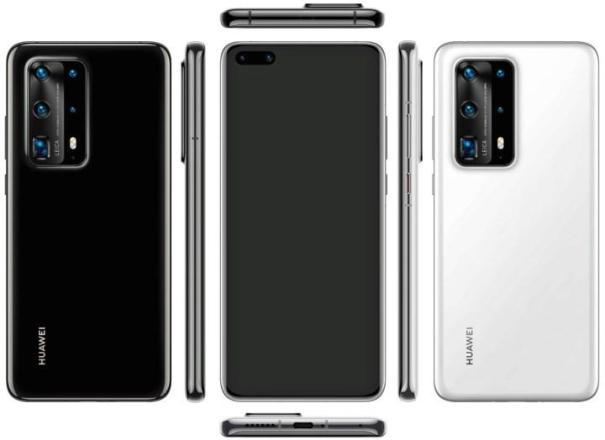 Huawei P40 preço