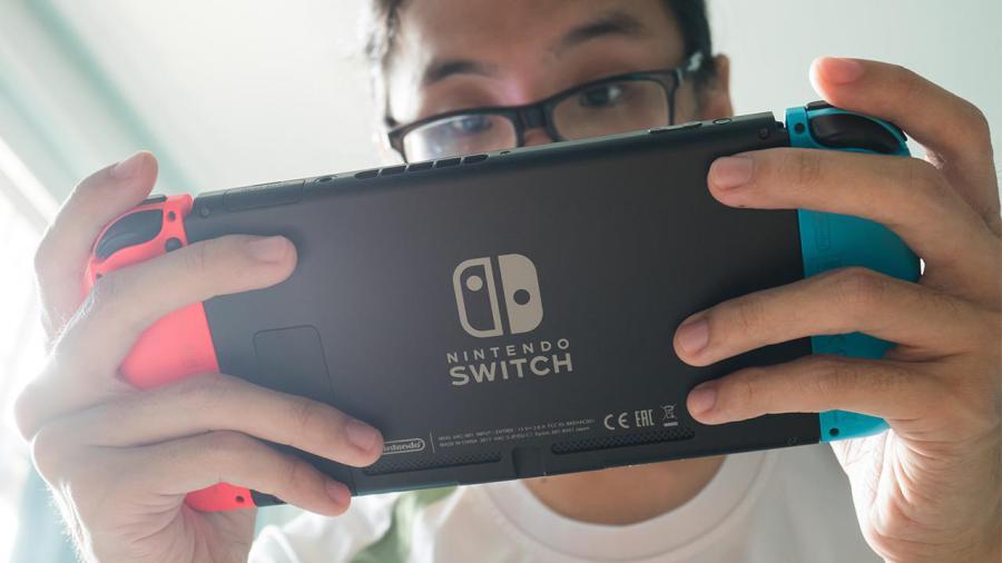 Switch ecrã