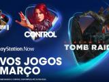 PlayStation Now Março