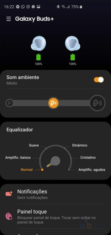 Samsung Galaxy Buds + (15)