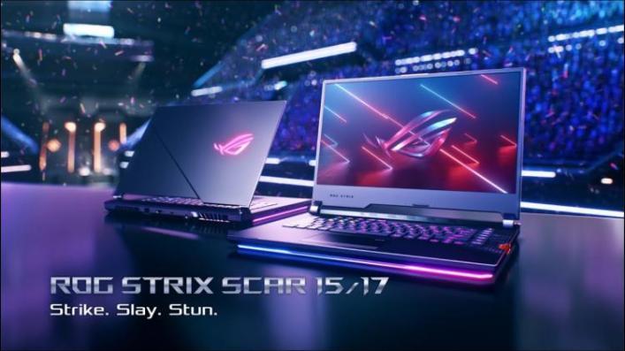 Strix SCAR 17