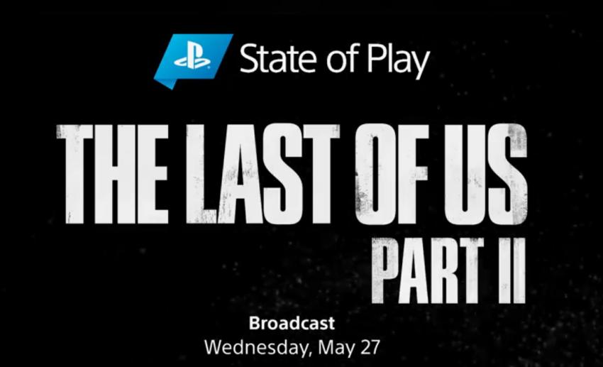 State of Play last of us Parte II