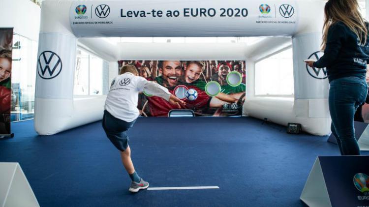 A VW Leva-te ao Euro