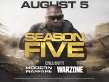 temporada 5 Warzone