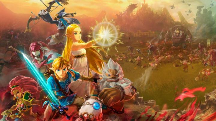 Hyrule Warriors: Age of the Calamity