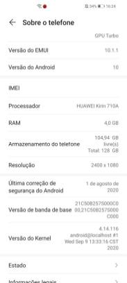 Huawei P Smart 2021 Software (2)
