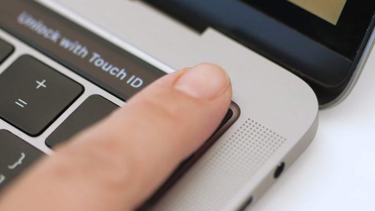 Touch ID MacBook