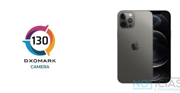 iPhone 12 Pro Max DxOMark