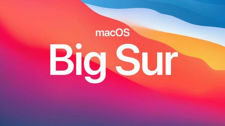 MacBook Pro MacOS Big Sur 11.2
