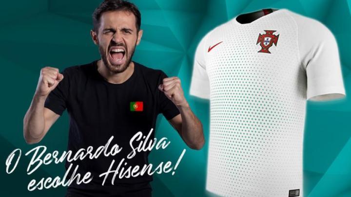 Hisense Bernardo Silva