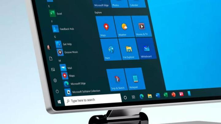 Visual Windows 10