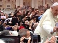 Papa Francisco fala a cinco mil profissionais da Contabilidade que estavam em Roma