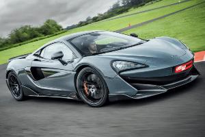 TJ-SP afasta ICMS em importação de McLaren por pessoa física