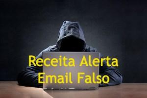 Receita Federal detecta nova fraude em e-mail