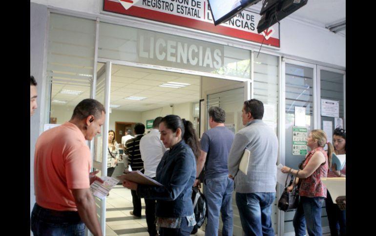 Abrirán Nuevos Módulos Para Tramitar Licencias De Conducir