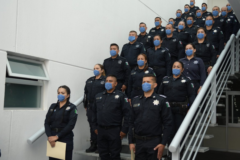Policías de Tlajomulco reciben apoyos económicos – Noticias GDL