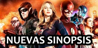 Nuevas sinopsis flash supergirl arrow