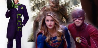 Nuevo Crossover The Supergirl Y Flash