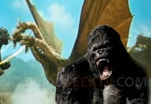 King Kong Island Un monsterverse godzilla 2
