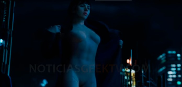 ghost in the shell nuevo trailer