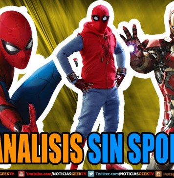 Spider-man homecoming review analisis