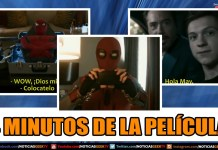 Spider-Man Homecoming - 4 minutos de la Película