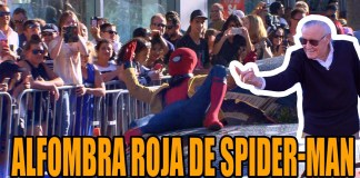 Spider-Man Homecoming - Alfombra Roja