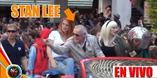 Stan Lee y El desfile Cosplay de Dragon Con 2017