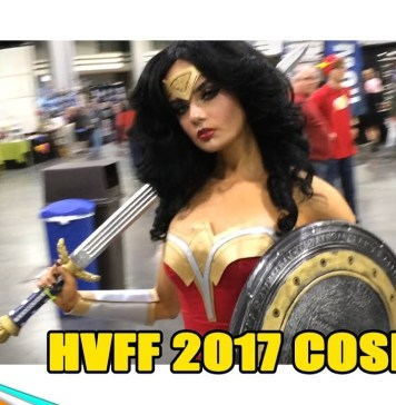 Heroes and Villains 2017 - Cosplay