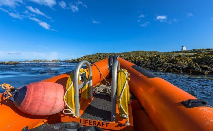 Rescatan a dos mujeres desaparecidas en la bahía de Galway