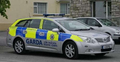 Rotundo patrullamiento en toda Irlanda el día de San Patricio