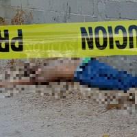 ¡Homicidio está madrugada en la colonia Pueblo Nuevo en La Paz!