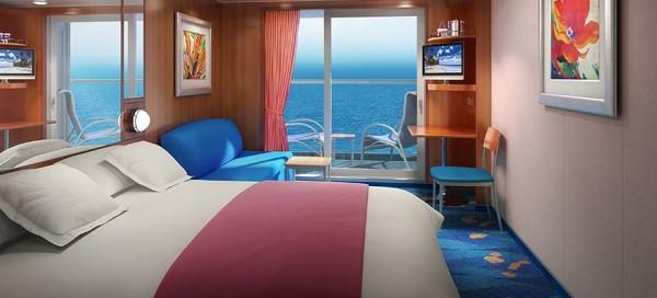 Camarote Norwegian Cruise Line
