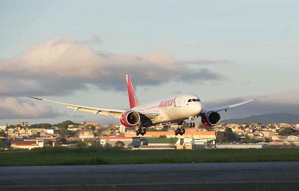 Avianca-avion