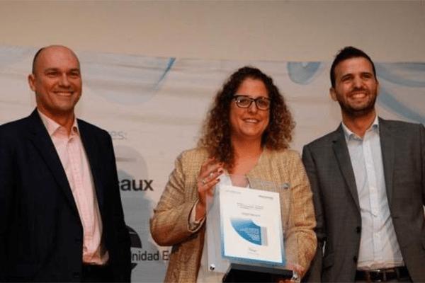 Nortpalet es premiado por sostenibilidad y eficiencia energética