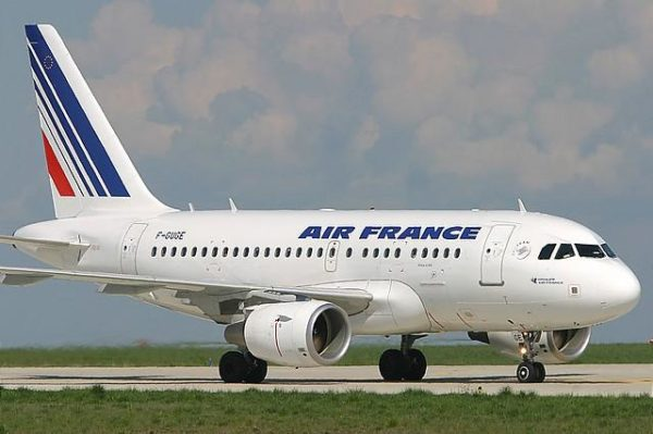 Avión de Air France