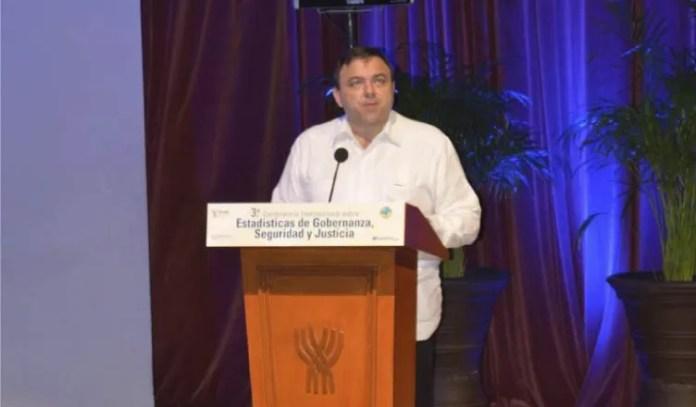 Roberto Antonio Rodrígez Asaf  Secretario de Gobierno del Estado de Yucatan-01