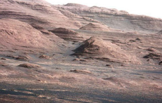 Robot español hace pruebas en volcán para ir a Marte