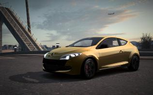 Renault_Mégane_R.S._Yellow_4