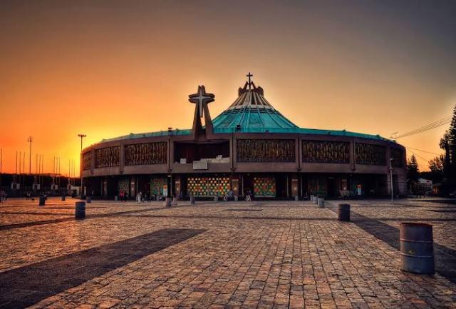 Basílica de Guadalupe Ciudad de México