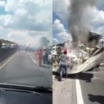 Trágico accidente deja siete muertos entre ellos dos menores de edad